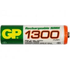 AA鎳氫(Ni-MH)充電電池(鎳氫電池)1.2V1300mAh 130AAHC的